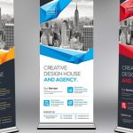 pull up banner singapore