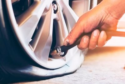 car tyre puncture repair Singapore